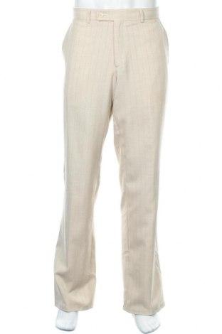 Мъжки панталон Andrews, Размер L, Цвят Бежов, Цена 3,00лв.