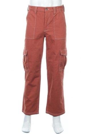 Мъжки панталон BDG, Размер S, Цвят Оранжев, Памук, Цена 30,72лв.
