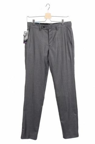 Мъжки панталон Cedar Wood State, Размер S, Цвят Сив, 82% полиестер, 18% вискоза, Цена 3,00лв.