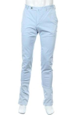 Ανδρικό παντελόνι GTA il Pantalone, Μέγεθος M, Χρώμα Μπλέ, 98% βαμβάκι, 2% ελαστάνη, Τιμή 25,34€
