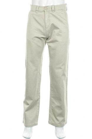 Ανδρικό παντελόνι Quiksilver, Μέγεθος S, Χρώμα  Μπέζ, Βαμβάκι, Τιμή 18,12€