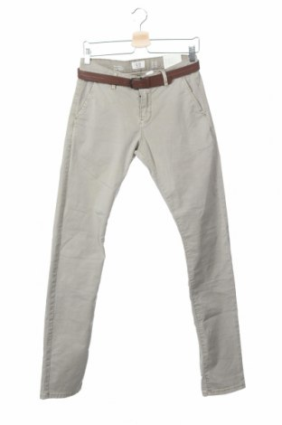 Ανδρικό παντελόνι S.Oliver, Μέγεθος S, Χρώμα  Μπέζ, 97% βαμβάκι, 3% ελαστάνη, Τιμή 16,29€