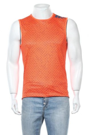 Ανδρική αμάνικη μπλούζα Adidas, Μέγεθος S, Χρώμα Πορτοκαλί, Πολυεστέρας, Τιμή 5,00€
