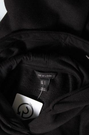 Γυναικείο φούτερ New Look, Μέγεθος L, Χρώμα Μαύρο, 50% βαμβάκι, 40% πολυεστέρας, Τιμή 11,52€