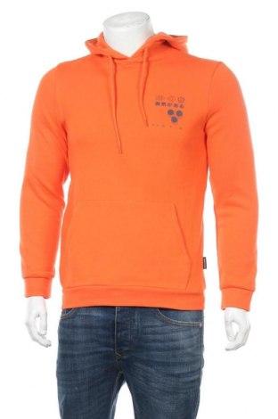 Pánská mikina  Your Turn, Velikost S, Barva Oranžová, 80% bavlna, 20% polyester, Cena  342,00Kč