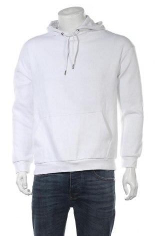 Ανδρικό φούτερ Your Turn, Μέγεθος S, Χρώμα Λευκό, 80% βαμβάκι, 20% πολυεστέρας, Τιμή 15,21€