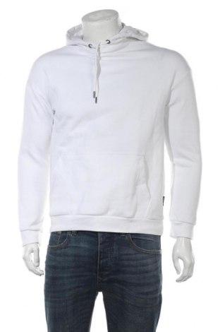 Ανδρικό φούτερ Your Turn, Μέγεθος XS, Χρώμα Λευκό, 80% βαμβάκι, 20% πολυεστέρας, Τιμή 13,40€
