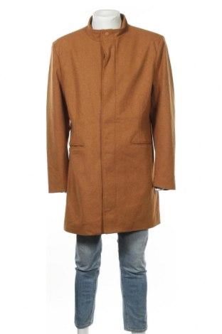 Ανδρικά παλτό Newport Bay Sailing Club, Μέγεθος XXL, Χρώμα Καφέ, 76% πολυεστέρας, 12% πολυαμίδη, 8% βισκόζη, 4% μαλλί, Τιμή 35,24€