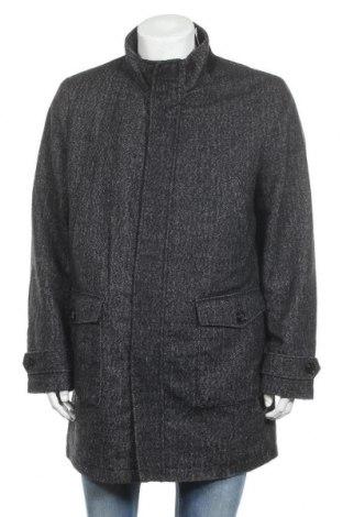Ανδρικά παλτό S.Oliver, Μέγεθος XL, Χρώμα Γκρί, 87% πολυεστέρας, 11% μαλλί, 1% πολυακρυλικό, 1% πολυαμίδη, Τιμή 35,06€
