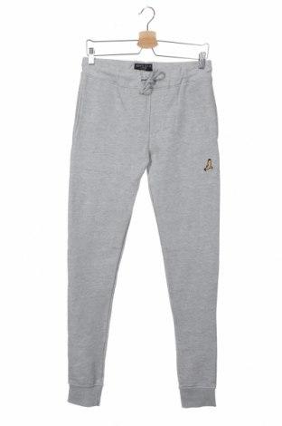 Pantaloni trening de bărbați Brave Soul, Mărime S, Culoare Gri, 72% poliester, 28% poliester, Preț 72,37 Lei