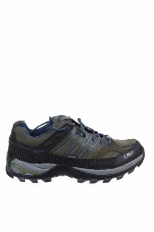 Обувки CMP, Размер 40, Цвят Зелен, Естествен велур, текстил, Цена 74,12лв.