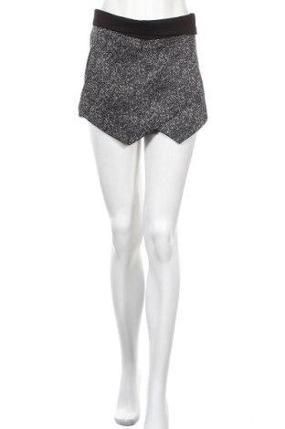 Пола - панталон Tout Feu Tout Femme, Размер S, Цвят Черен, 95% полиестер, 5% еластан, Цена 20,95лв.
