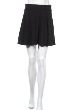 Φούστα Ann Christine, Μέγεθος L, Χρώμα Μαύρο, 95% βαμβάκι, 5% ελαστάνη, Τιμή 4,09€