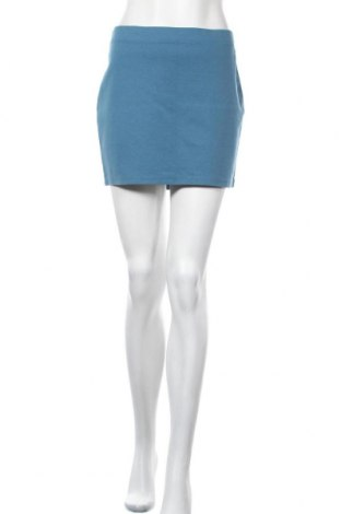 Пола Crazy World, Размер XL, Цвят Син, 69% памук, 26% полиестер, 5% еластан, Цена 15,12лв.