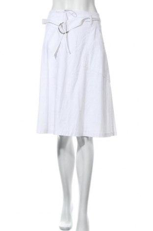 Пола Custommade, Размер M, Цвят Бял, 97% памук, 3% еластан, Цена 81,75лв.