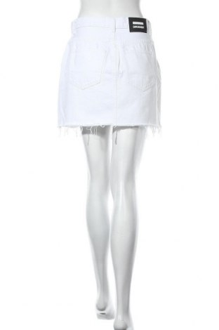 Φούστα Dr. Denim, Μέγεθος M, Χρώμα Λευκό, Βαμβάκι, Τιμή 22,81€