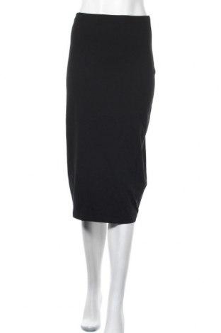 Пола Even&Odd, Размер M, Цвят Черен, 95% памук, 5% еластан, Цена 22,36лв.