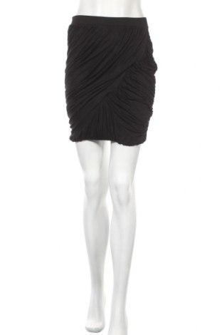 Пола H&M, Размер S, Цвят Черен, Вискоза, Цена 3,00лв.