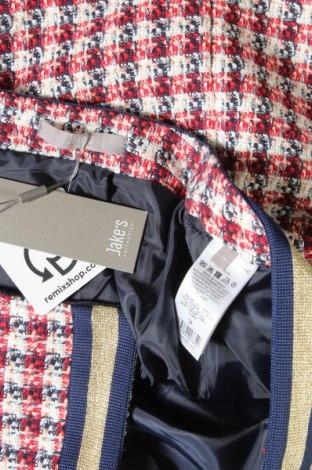 Пола Jake*s, Размер M, Цвят Многоцветен, 70% памук, 20% полиестер, 10% други материали, Цена 23,60лв.