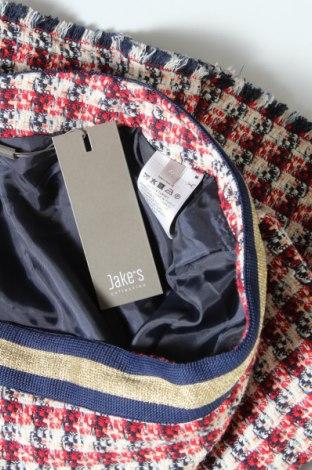 Пола Jake*s, Размер L, Цвят Многоцветен, 70% памук, 20% полиестер, 10% други материали, Цена 23,60лв.