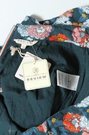 Пола Review, Размер S, Цвят Многоцветен, Вискоза, Цена 8,18лв.