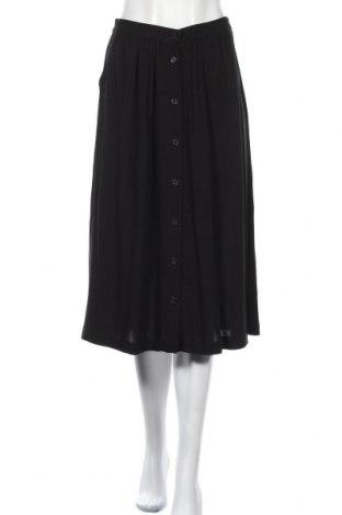 Φούστα Soya Concept, Μέγεθος S, Χρώμα Μαύρο, Βισκόζη, Τιμή 20,10€