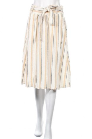 Φούστα Soya Concept, Μέγεθος S, Χρώμα Πολύχρωμο, 55% λινό, 45% βισκόζη, Τιμή 22,20€