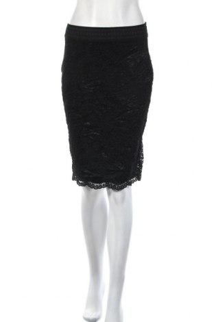 Пола Vero Moda, Размер M, Цвят Черен, Цена 8,09лв.