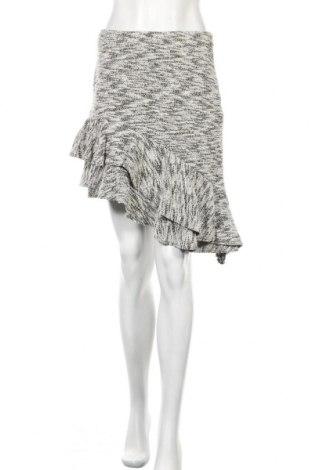 Пола Zara, Размер M, Цвят Сив, 70% памук, 30% полиестер, Цена 8,47лв.