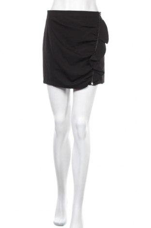 Пола Zara, Размер S, Цвят Черен, Вискоза, Цена 20,79лв.