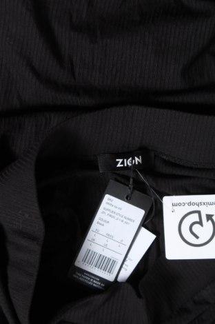 Пола Zign, Размер L, Цвят Черен, 94% вискоза, 6% еластан, Цена 21,70лв.