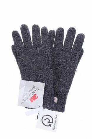 Γάντια, Χρώμα Μπλέ, Πολυακρυλικό, Τιμή 6,27€