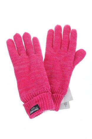 Γάντια Eem, Χρώμα Ρόζ , Βαμβάκι, Τιμή 9,07€