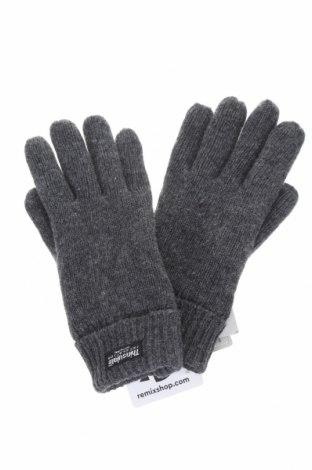 Γάντια Eem, Χρώμα Γκρί, Μαλλί, Τιμή 8,62€