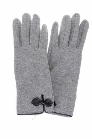 Γάντια Eem, Χρώμα Γκρί, Βαμβάκι, Τιμή 10,38€