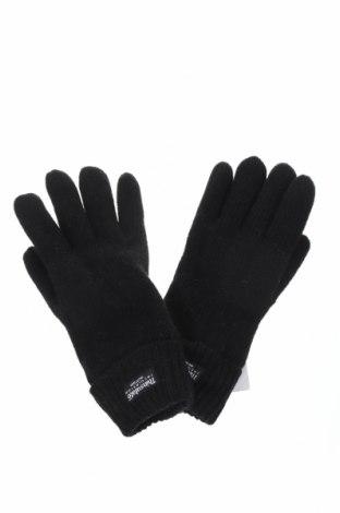 Γάντια Eem, Χρώμα Μαύρο, Μαλλί, Τιμή 8,62€