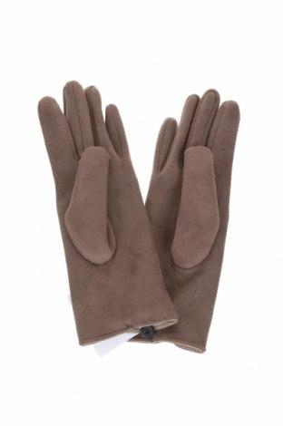 Γάντια Eem, Χρώμα Καφέ, 95% πολυαμίδη, 5% ελαστάνη, Τιμή 9,40€