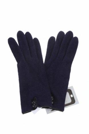Γάντια Eem, Χρώμα Μπλέ, 60% μοντάλ, 40%ακρυλικό, Τιμή 8,66€