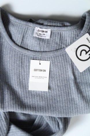 Rochie Cotton On, Mărime XS, Culoare Gri, 95% bumbac, 5% elastan, Preț 170,23 Lei