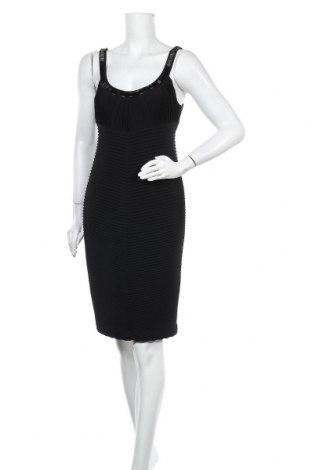 Rochie Calvin Klein, Mărime M, Culoare Negru, 95% poliester, 5% elastan, Preț 214,87 Lei
