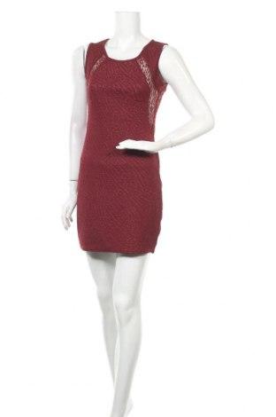 Φόρεμα Ax Paris, Μέγεθος M, Χρώμα Κόκκινο, 95% πολυεστέρας, 5% ελαστάνη, Τιμή 6,14€