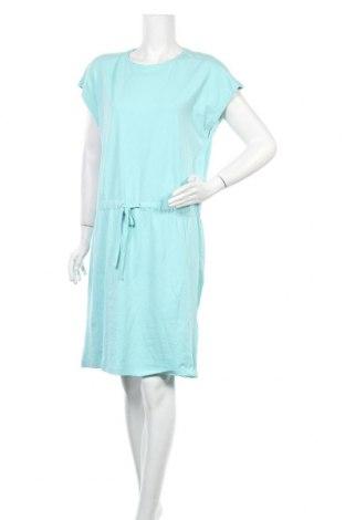 Рокля B.Young, Размер M, Цвят Син, 95% памук, 5% еластан, Цена 51,75лв.