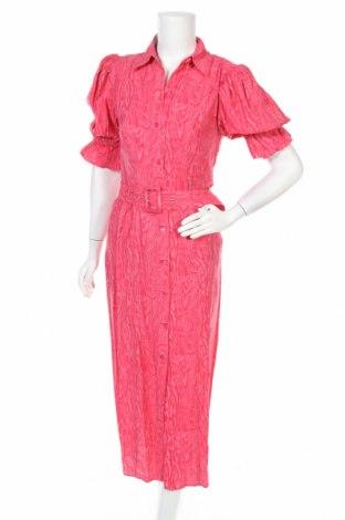 Φόρεμα C/MEO Collective, Μέγεθος S, Χρώμα Ρόζ , 80% βισκόζη, 20% πολυαμίδη, Τιμή 74,23€