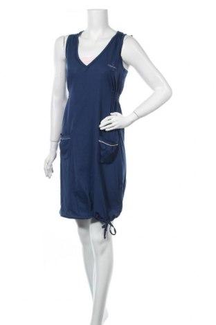 Φόρεμα Champion, Μέγεθος L, Χρώμα Μπλέ, Βαμβάκι, Τιμή 26,61€