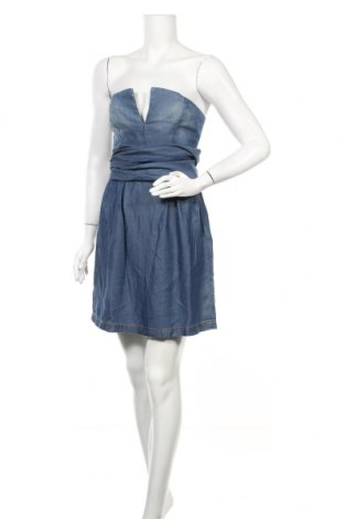 Φόρεμα Diesel, Μέγεθος S, Χρώμα Μπλέ, 100% lyocell, Τιμή 28,34€