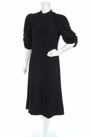 Рокля Fashion Union, Размер L, Цвят Черен, Полиестер, Цена 22,12лв.