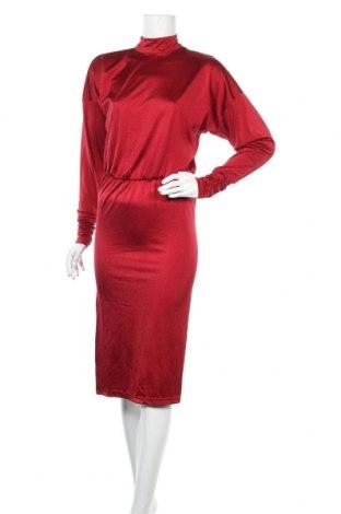 Рокля Gestuz, Размер XS, Цвят Червен, 85% полиамид, 15% еластан, Цена 79,20лв.