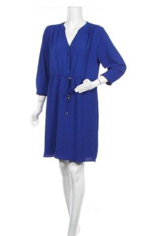Φόρεμα H&M Conscious Collection, Μέγεθος XL, Χρώμα Μπλέ, 98% πολυεστέρας, 2% ελαστάνη, Τιμή 14,29€
