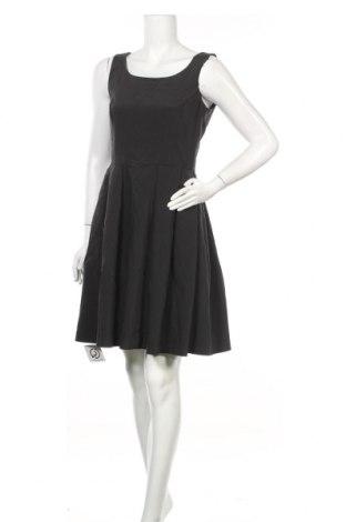 Φόρεμα Hallhuber, Μέγεθος M, Χρώμα Μαύρο, 56% ασετάτ, 40% πολυαμίδη, 4% ελαστάνη, Τιμή 18,62€