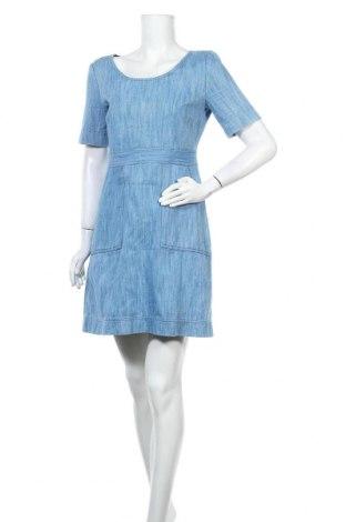 Φόρεμα Hallhuber, Μέγεθος M, Χρώμα Μπλέ, Βαμβάκι, Τιμή 28,39€